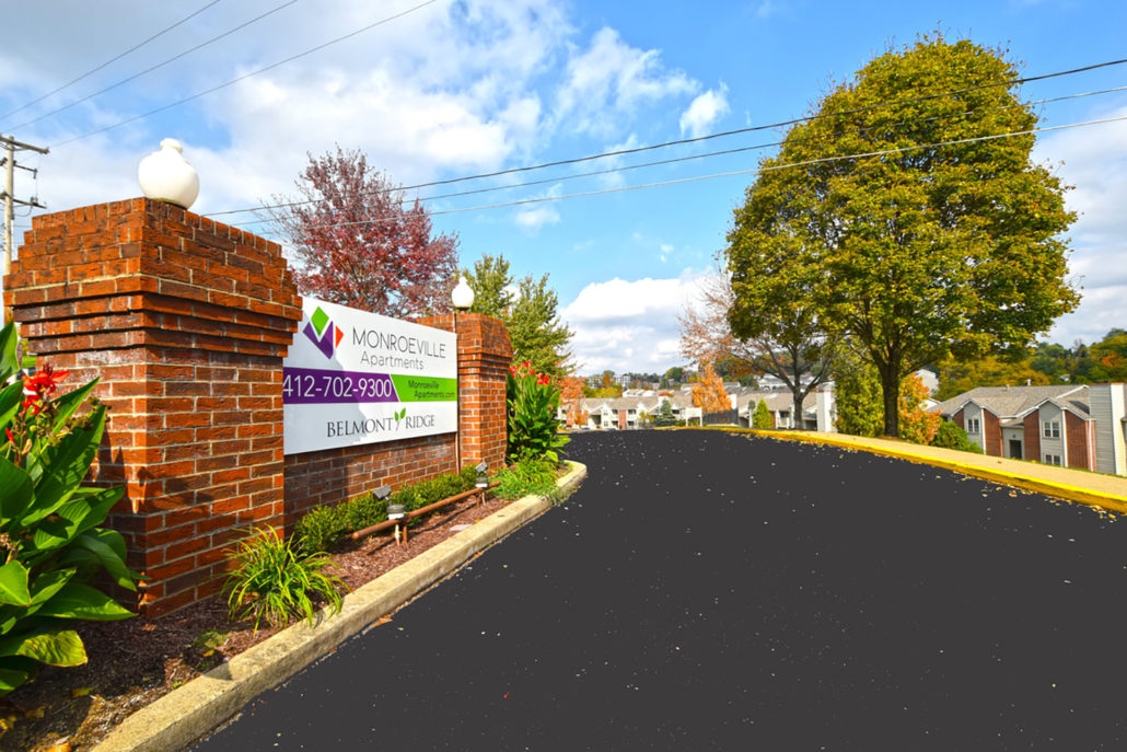 Belmont Ridge Apartments Monroeville